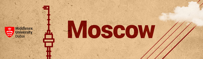 Middlesex University Dubai visits Moscow