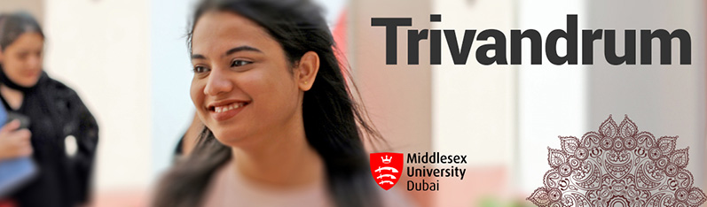 Middlesex University Dubai visits Trivandrum!