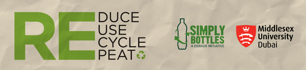REDUCE – REUSE – RECYCLE