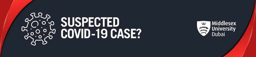 Suspected Covid19 Case
