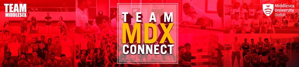 Team MDX Connect