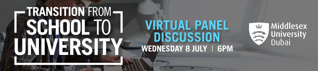Transition from School to University Virtual Panel Discussion