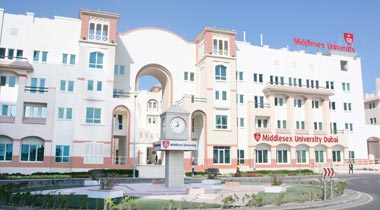 Why Dubai - Middlesex University