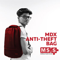 Anti Theft Bag - MDX
