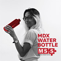 Water Bottle MDX