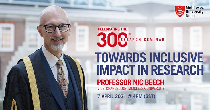 300th Wednesday Research Seminar