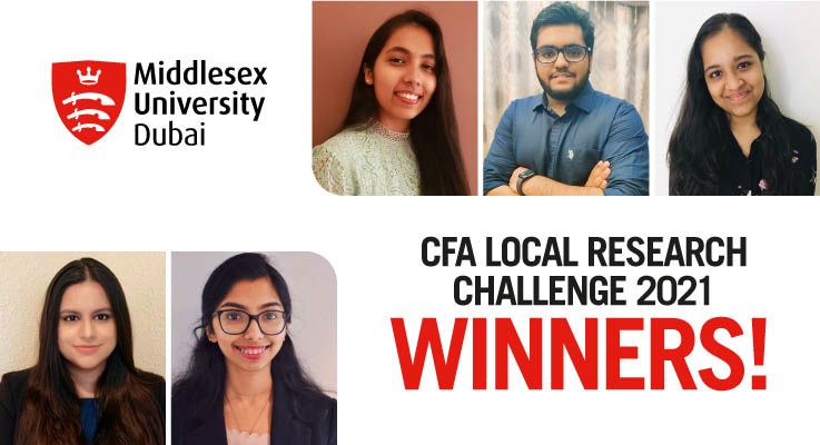 CFA Challenge 2021 Winners