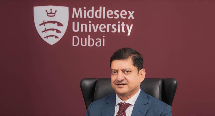 Welcome Message from Dr Cedwyn Fernandes