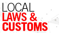 Local Laws & Customs