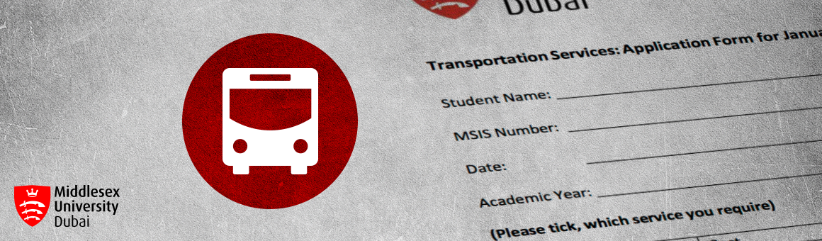 Student Transportation - Registration